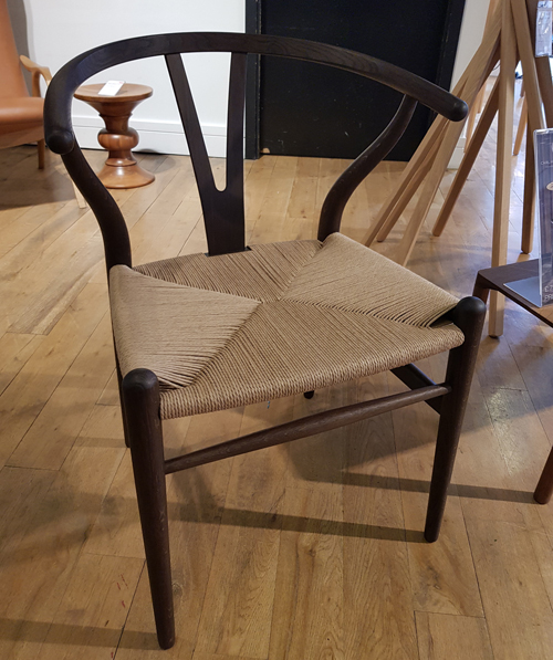 CH24 Wishobone chair by Carl Hansen & Son